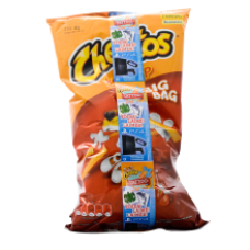 Cheetos - Ketchup Flavour Snacks 85g