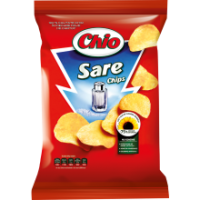 Chio - Crisps Salted / Chips cu Sare 70g