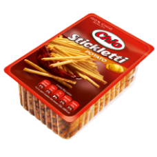 Chio - Stickleti Potato Flavour Sticks / Sticks cu Cartofi 80g
