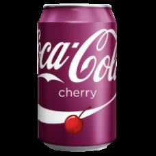Coca Cola Cherry Cans 330ml