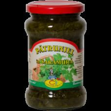 Conservfruct - Parsley in Brine / Patrunjel in Saramura 300g