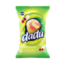 Dadu - Apple and Cherry Flavour Sorbet in Wafer Cup 120ml