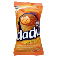 Dadu - Caramel Coated Ice Cream with Caramel Filling in Wafer Cup 120ml