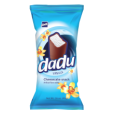 Dadu - Vanilla Sweet Curd Cheese Bar 45g