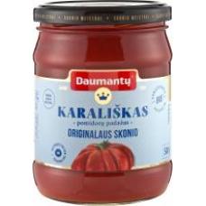 Daumantu - Karaliskas Original Tomato Sauce 500g