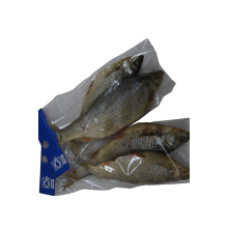 Dauparu Zuvis - Whole Dried Roach kg (~300g)