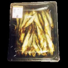 Dauparu Zuvis - Hot Smoked Cleaned Baltic Herring 2kg