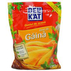 Delikat - Spices with Chicken Flavour / Condimente Gust de Gaina 200g