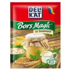 Delikat - Spices for Sour Soup with Cream / Bors cu Smantana 38g