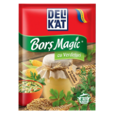 Delikat - Spices for Sour Soup with Herbs / Bors cu Verdeturi 65g