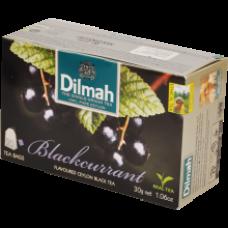 Dilmah - Blackcurrant Tea 20x1.5g