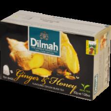 Dilmah - Ginger and Honey Tea 20x1.5g