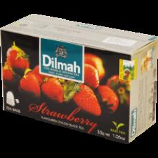 Dilmah - Strawberry Tea 20x1.5g