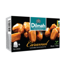 Dilmah - Caramel Tea 20x1.5g