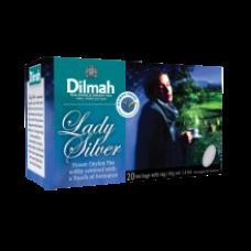 Dilmah - Lady Silver Black Tea 20x1.5g