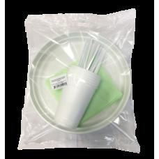 Disposable Dish Set 6pcs