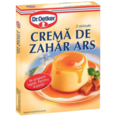 Dr. Oetker - Mix for Creme Brule / Crema Zahar Ars 100g