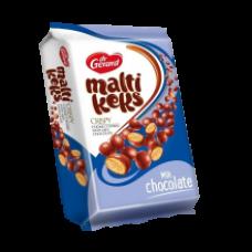 Dr Gerard - Maltikeks Cookies Balls Decorated Milk Chocolate 320g
