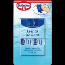 Dr. Oetker - Essence Rum / Esenta Rom 4*2ml