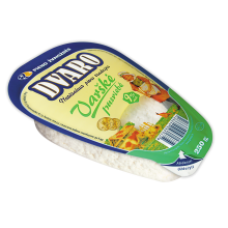 Dvaro - Curd 9% Fat 250g