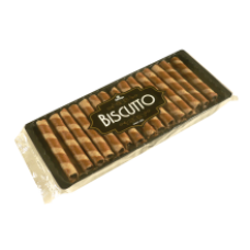 Dzukija - Wafer Tubes with Cacao Filling 160g