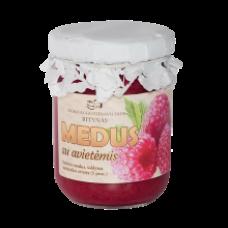 E. Augustinavicius - Honey with Raspberries 150g