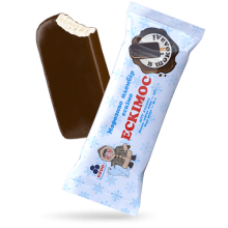 Eskimo - Vanilla Premium Ice Cream in Chocolate Glaze 140ml