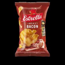 Estrella - Bacon Flavour Crisps 130g