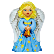 Figaro - Angel Milk Chocolate Figure 60g