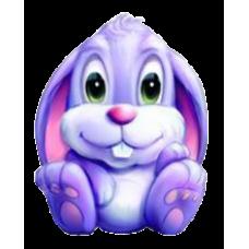 Figaro - Milk Chocolate Easter Bunny 75g