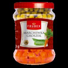 Frubex - Carrots and Peas 500ml