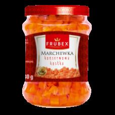 Frubex - Marinated Carrots Cubes 500ml