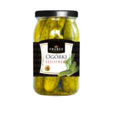 Frubex - Pickled Cucumbers 900ml