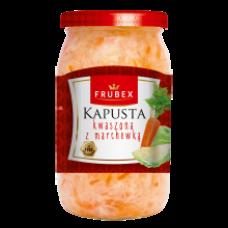 Frubex - Sauerkraut with Carrots 900ml