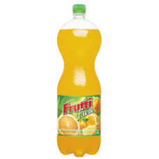 Frutti - Fresh Orange Light / Frutti Fresh Portocale 2L