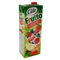 Frutto - Summer Berry Mix Juice Drink 15% 1.5L