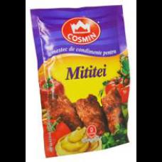 Fuchs - Cosmin Spices for Meat Rolls / Condimente Mititei 20g