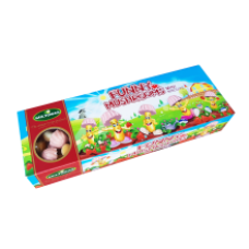 Funny Mushrooms - Strawberry Mini Biscuits 170g