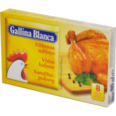 Gallina Blanca - Chicken Stock 80g