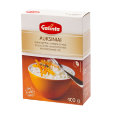 Galinta - Gold Rice 4x100g