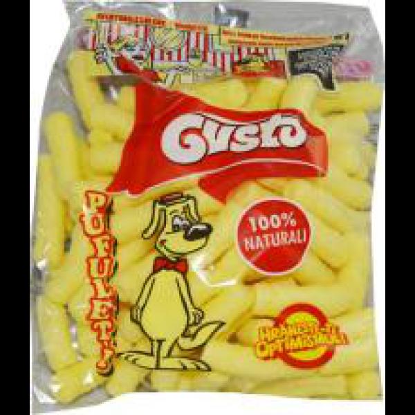 Gusto - Salty Puffy Snacks / Pufuleti Sarati 45g