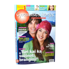 Gyvenimiskos Istorijos - Lithuanian Magazine