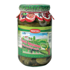 Hektor - Kaszubskie Pickled Cucumbers 900ml