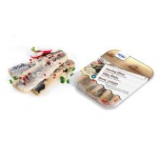 Irbe - Herring Fillets in Marinade with Onions 450g