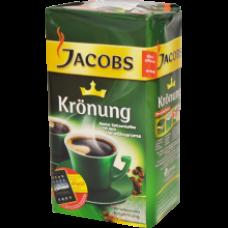 Jacobs - Kronung Grinded Coffee 500g (DE, LT)