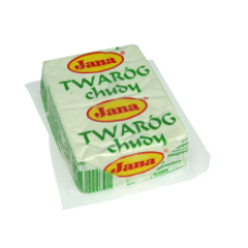 Jana - Skimmed Curd Cheese 250g