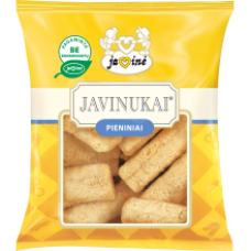 Javine - Corn Sticks with Milk Filling 150g