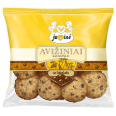 Javine - Oat Biscuits with Chocolate 180g