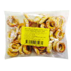 Javine - Butter Flavour Mini Wheat Bagels 150g