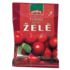 Gerove - Cherry Flavour Jelly 95g